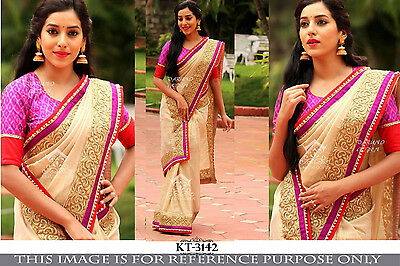 Indian Bollywood style Indian traditional sari bollywood designer party wear
