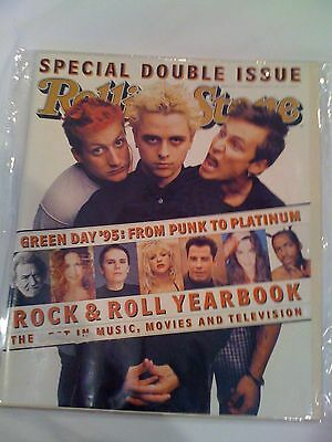 Rolling Stone December 28 1995 Issue 724/725 Green DAY Alanis HOLE Dead YEARBOOK