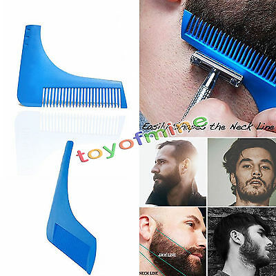 New Fashion The Beard shaper shaping tool for perfect lines and symmetry