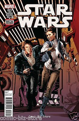 Star Wars #23 (2016) 1St Printing Bagged & Boarded