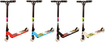 Madd Gear Madd Nuked Pro Stunt Scooter - Choice of Colours