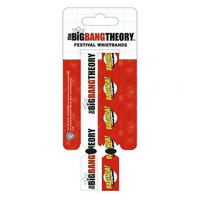 The Big Bang Theory Festival Bracelets Marchandise Officielle