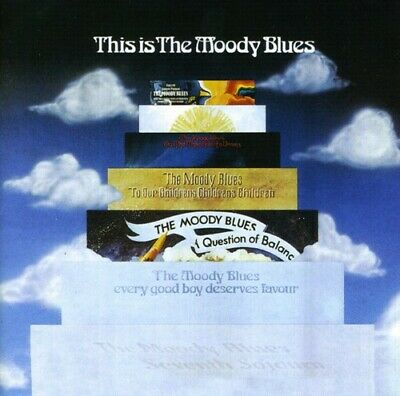 The Moody Blues - This Is the Moody Blues [New CD] UK - Import