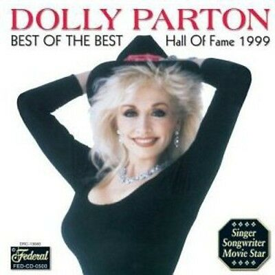 Dolly Parton - Best of the Best: Hall of Fame 2000 [New CD]