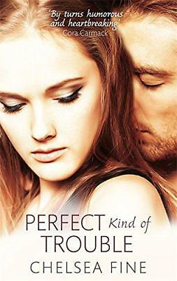 Perfect Kind of Trouble (Finding Fate) by Fine, Chelsea | Paperback Book | 97803