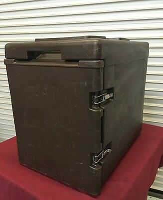 Insulated Food Carrier Carlisle 7175 #5148 Commercial NSF Hot Holding Cabinet