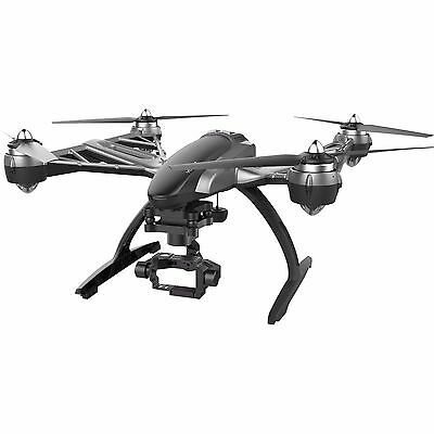 Yuneec Typhoon G Quadcopter RTF Drone- GoPro Gimbal;ST10+ Grnd Station;Steady Gr