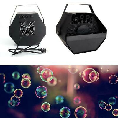Dad day gift Professional High Output Automatic Bubble Machine Make For DJ Party