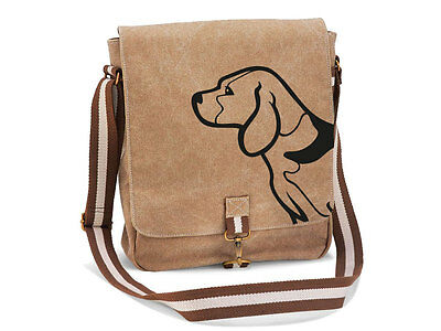 Canvas Messenger Hunderasse: Beagle 3