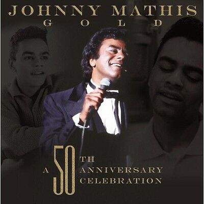Johnny Mathis - Johnny Mathis: A 50th Anniversary Celebration [New CD]