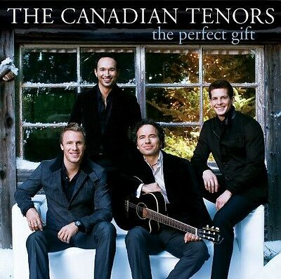 The Canadian Tenors - Perfect Gift [New CD]