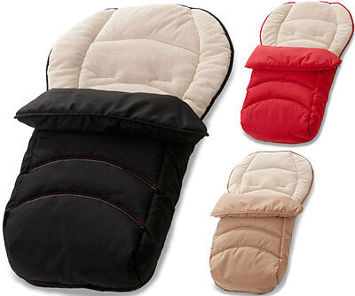 Hauck 2 WAY COSYTOE Reversible Footmuff Stroller Accessory Baby/Toddler - New