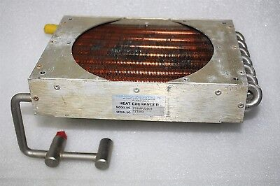 Thermatron Heat Exchanger 731MPJ2B01 Water Cooling Heater RV Laser CO2 ~1140W