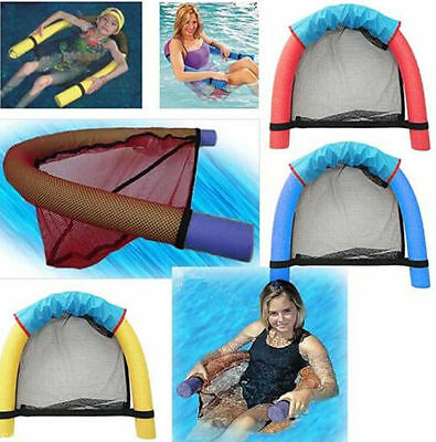 New Creative  Noodle  Water Floating Pool Recreation  Swimming  Seat  Chair