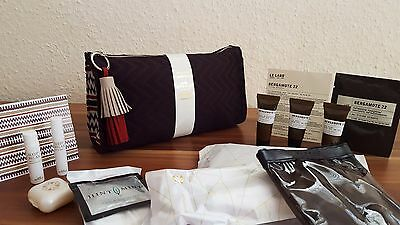 Etihad Airways FIRST CLASS Limited Edition SADOU Le Labo Amenity Kit NEW Sealed