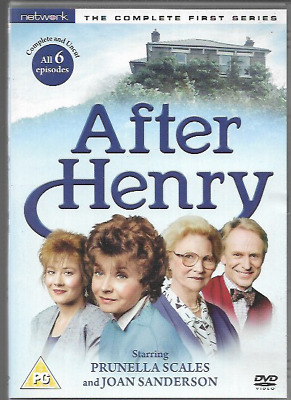 After Henry The Complete First Series (1) Genuine R2 Dvd Prunella Scales Vgc