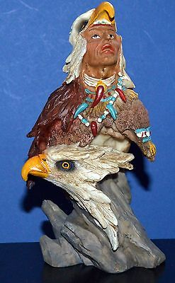 Native American Indian Bust- Designs