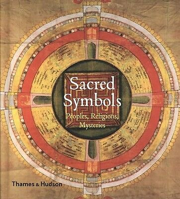 Sacred Symbols by Robert Adkinson Hardcover Book (English)