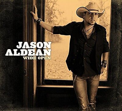 Jason Aldean - Wide Open [New CD] UK - Import