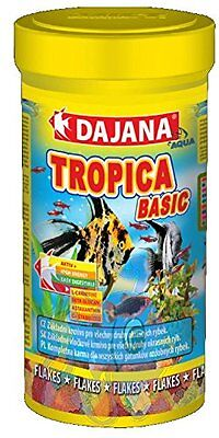 Dajana Topica Flakes Fish Food For All Types Of Tropical 3 Sizes For All Budgets