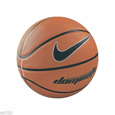 Basketball - New Nike Dominate Basket Ball £25 - Full Size 7 Tan Orange