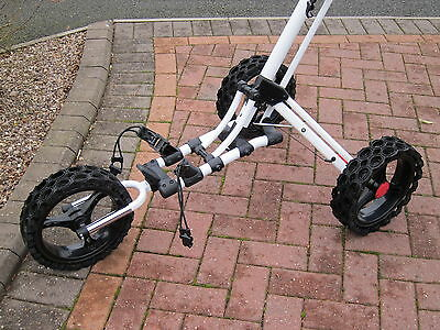GLIDERS...Winter Wheels for your THREE WHEELED Golf Trolley.