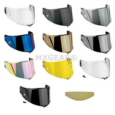 AGV Replacement Shields For Corsa and Pista Helmets All Colors