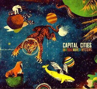 Capital Cities - In a Tidal Wave of Mystery [New Vinyl]