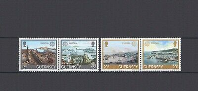 Guernsey, Europa Cept 1983, Great Works, Mnh