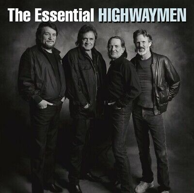 The Highwaymen - Essential Highwaymen [New CD] Brilliant Box