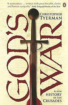 God's War: A New History of the Crusades, Christopher Tyerman | Paperback Book |