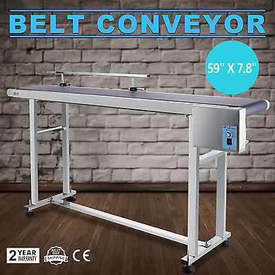 Power Slider Bed PVC Belt Electric Conveyor Laser Machine Automatic Code Machine