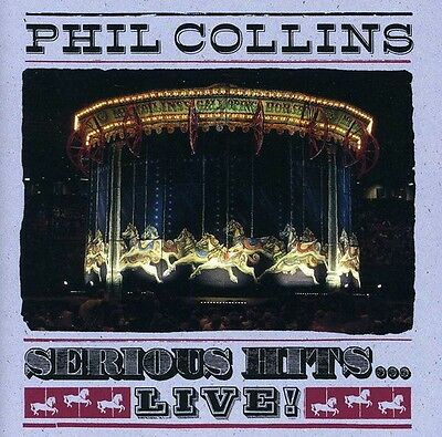 Phil Collins - Serious Hits Live [New CD]