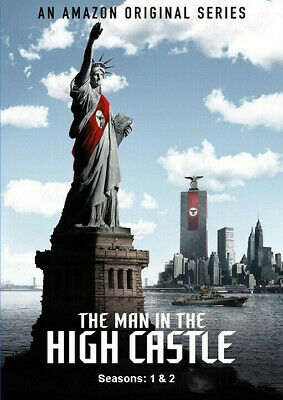 The Man in the high castle: Seasons 1 & 2 (2018) 4 DVD Set