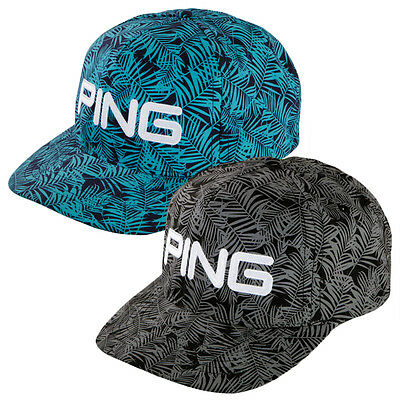 2017 PING Palm 164 Golf Cap NEW