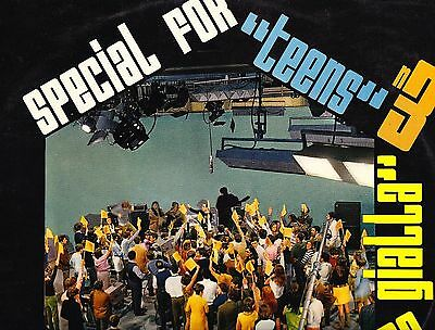 SPECIAL FOR TEENS N.3 Nomadi Beach Boys Dave Clark Five LP COLUMBIA ITALY NUOVO!