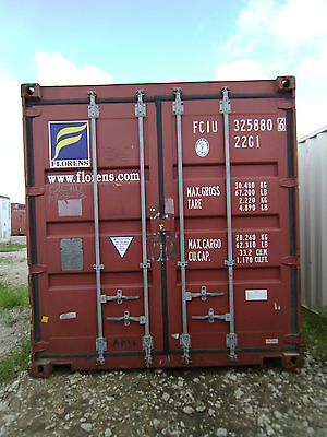 Used 20ft Shipping Container  **CARDIFF**