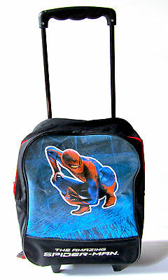 Cartable sac à dos à roulettes SPIDERMAN 36 cm