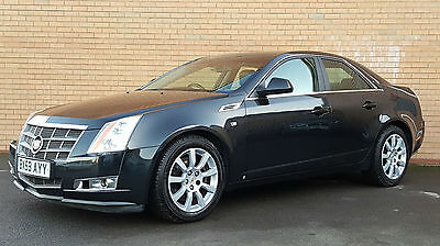 09/59 Caillac Cts 2.8 V6 Petrol Sport Luxury 4 Door Automaitc In Cars