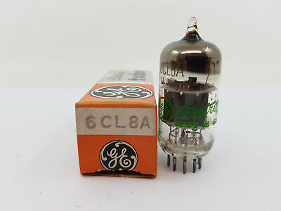 6Cl8A Tube. Mixed Brands. Nos / Nib. Rc58.