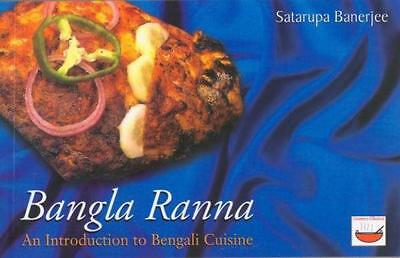 Bangla Ranna: An Introduction to Bengali Cuisine, Banerjee, Sujit | Paperback Bo