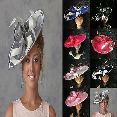 Wedding Ascot Hats Hatinators Disc Fascinators Occasion Mother Of The Bride