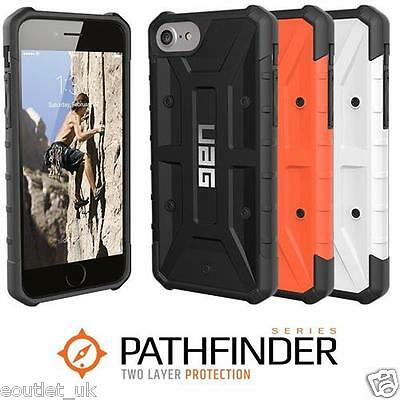 Urban Armor Gear (UAG) iPhone 8/7 Pathfinder Military Spec Case - Rugged Cover