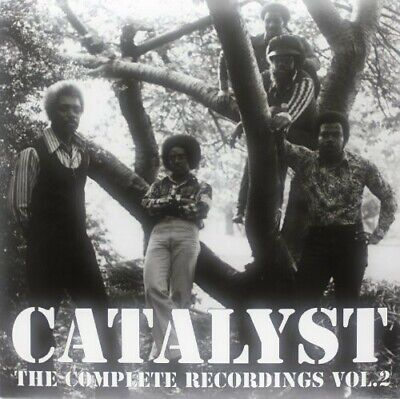 Catalyst, The Cataly - Complete Recordings 2 [New Vinyl LP]