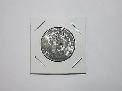 1965 Congo Republic 10 Francs Lion Face Gem Uncirculated Commemorative Coin Rare