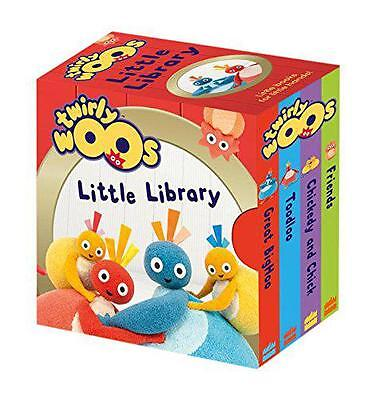 Twirlywoos Little Library (Twirlywoos),  | Board book Book | 9780008154028 | NEW
