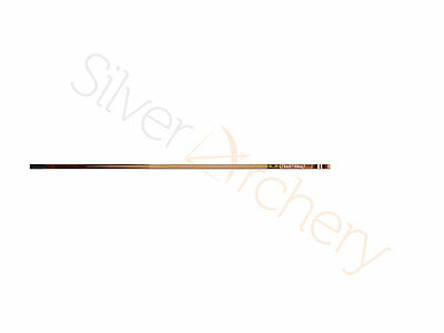 Gold Tip Traditional Classic XT Carbon Shafts 500 spine, 1 dozen