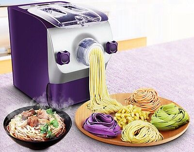 Electric noodle machine fully automatic 200W noodle maker pasta maker