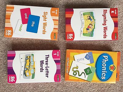 phonics flash cards, Early Readers Essential