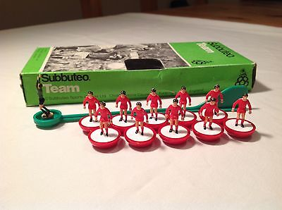 Subbuteo Lw Team ~ Liverpool / Scunthorpe / Stirling  ~ Ref 41